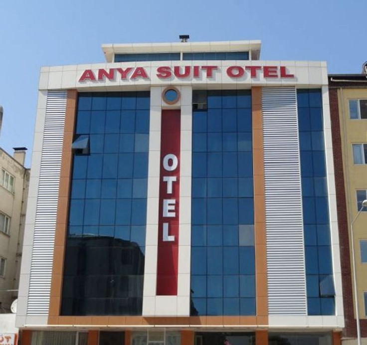 Anya Suit Otel, Merkez