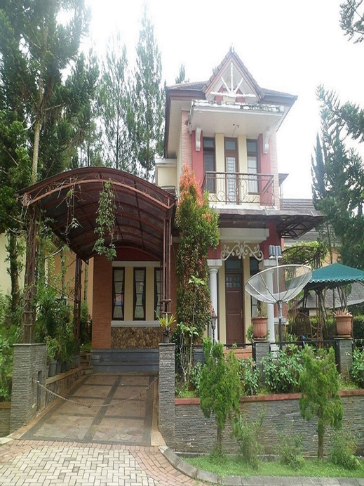 Villa Kota Bunga Blok L, Cianjur