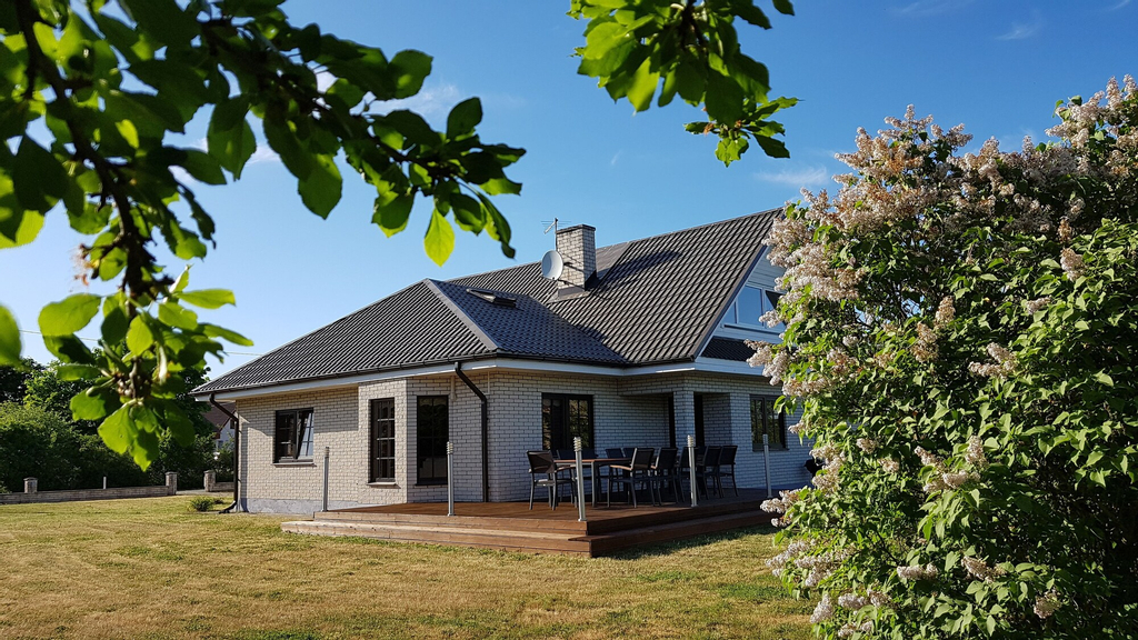 Sinilille 7 Holiday Home, Kuressaare