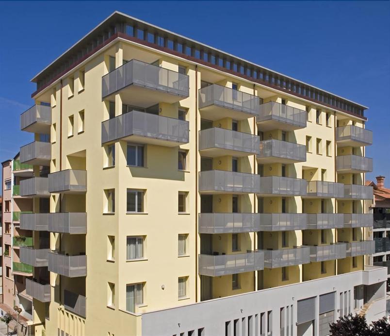 Residence Hotel Hungaria, Gorizia