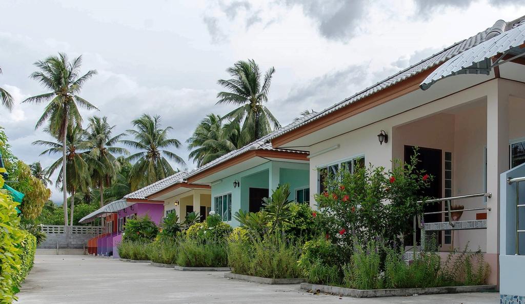 Ban Thanyanan Resort, Khanom