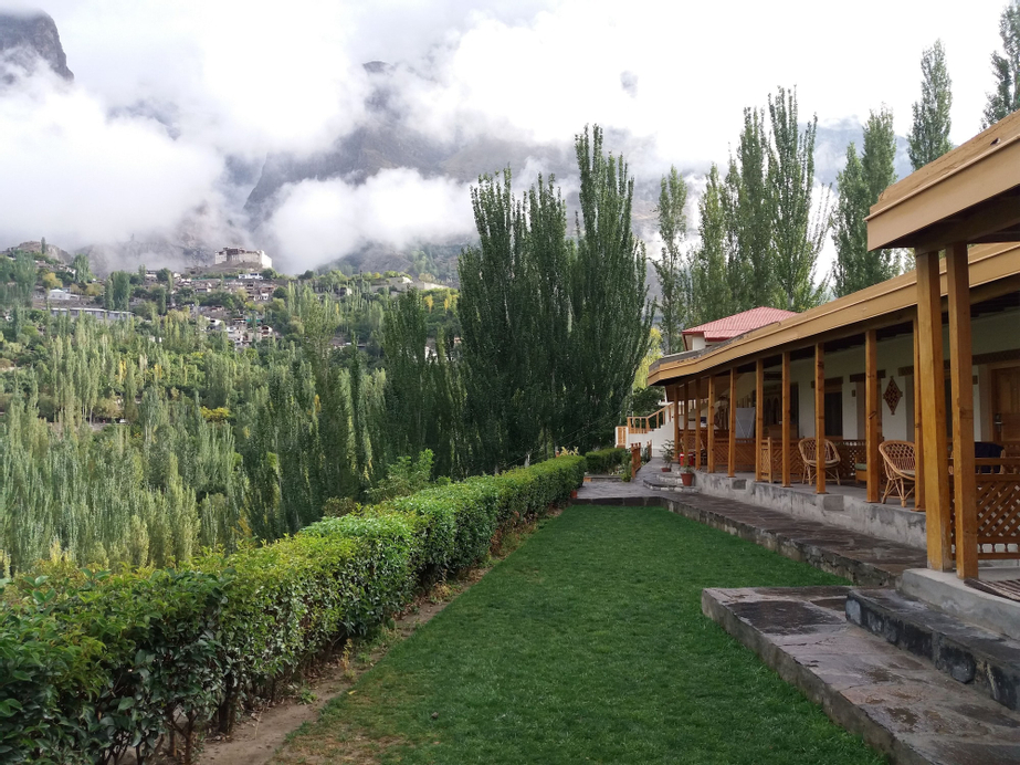 Hunza Serena Inn, Northern Areas