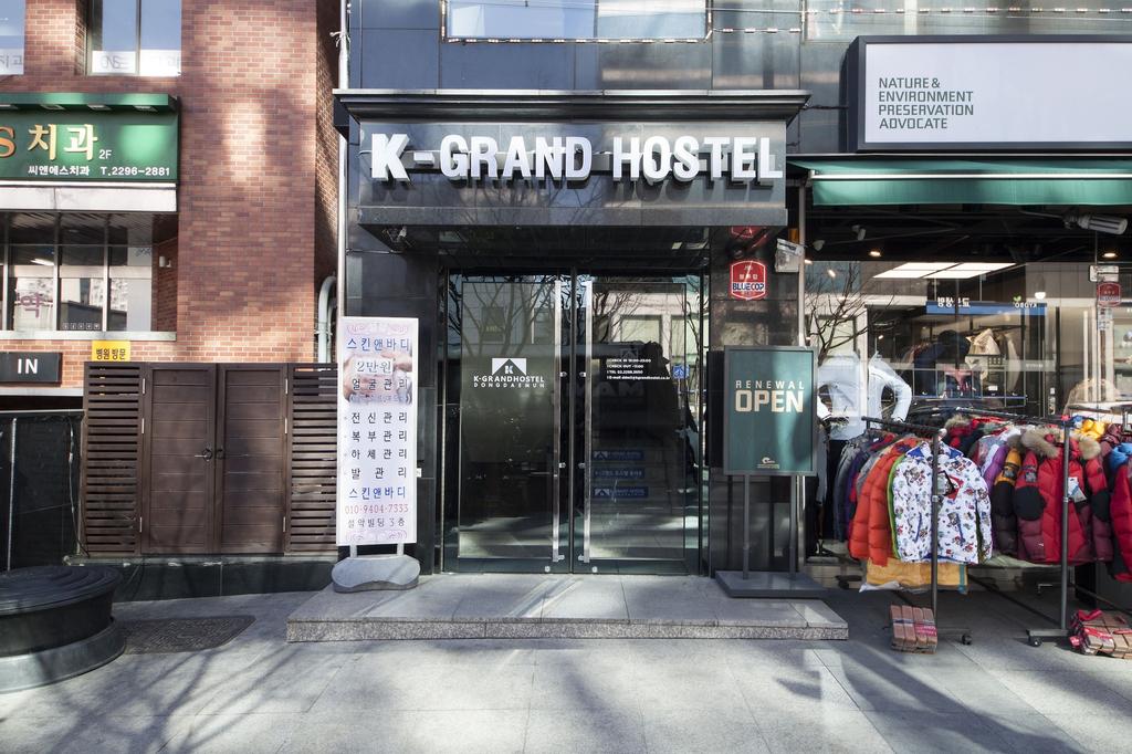 K- Grand Hostel Dongdaemun, Seongbuk