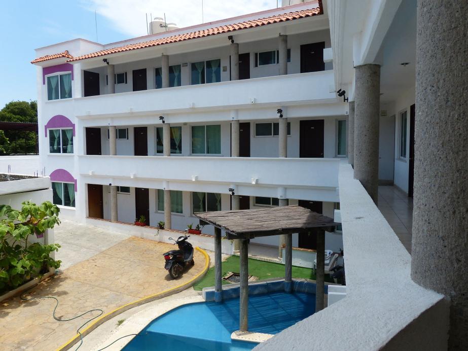 Hotel San Nicolas, Igualapa