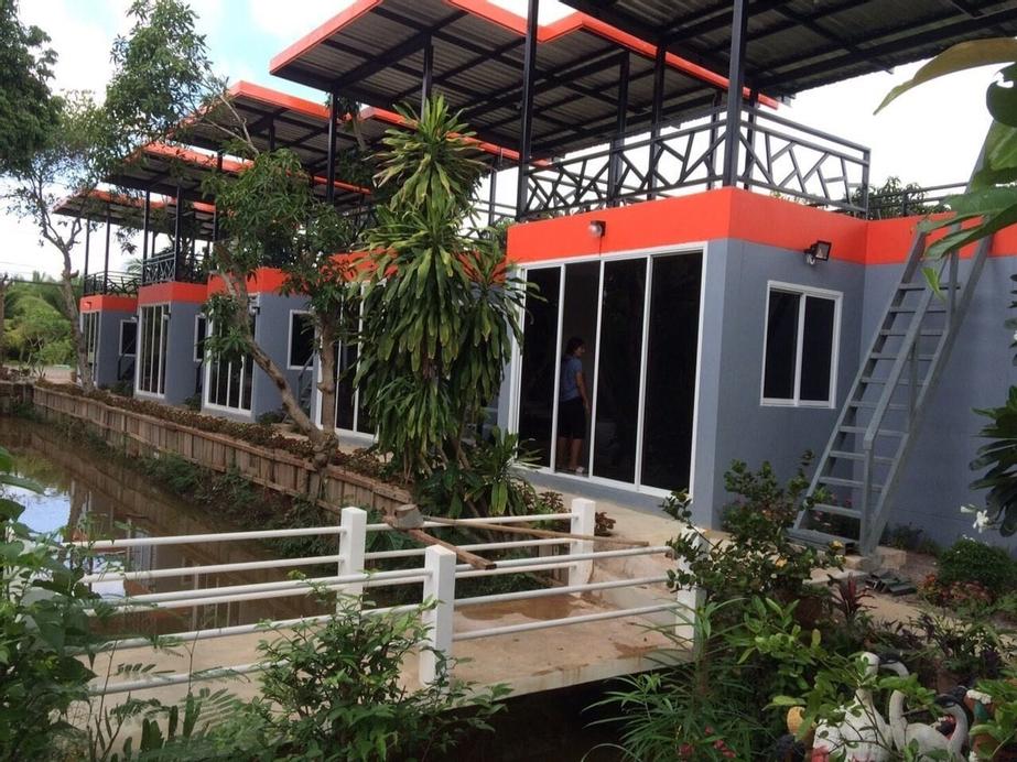 Meephawa Resort, Amphawa