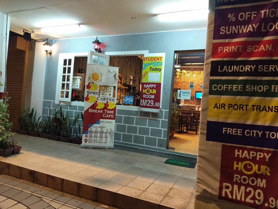 Cintamani Travellers Lodge, Kuala Lumpur