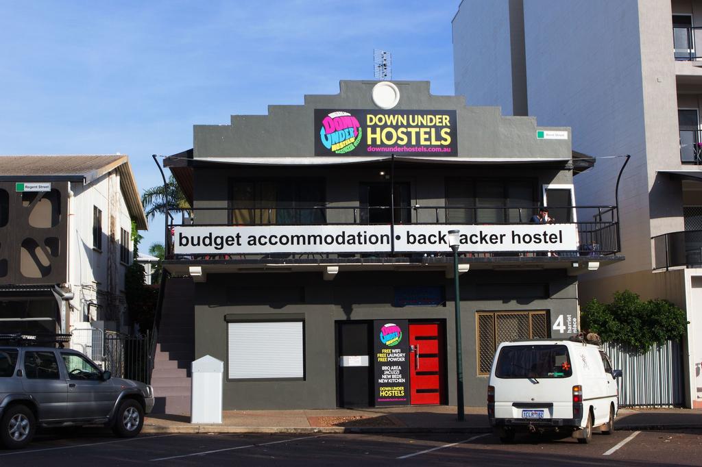 Down Under Hostels - Darwin, City - Inner