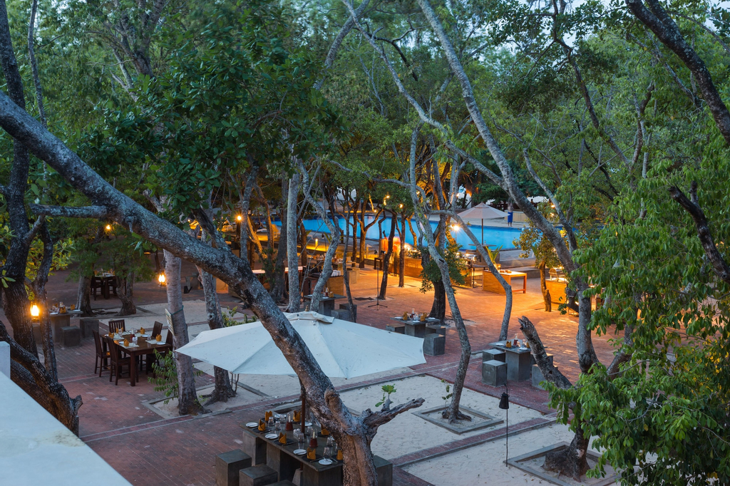 Nilaveli Beach Hotel, Kuchchaveli