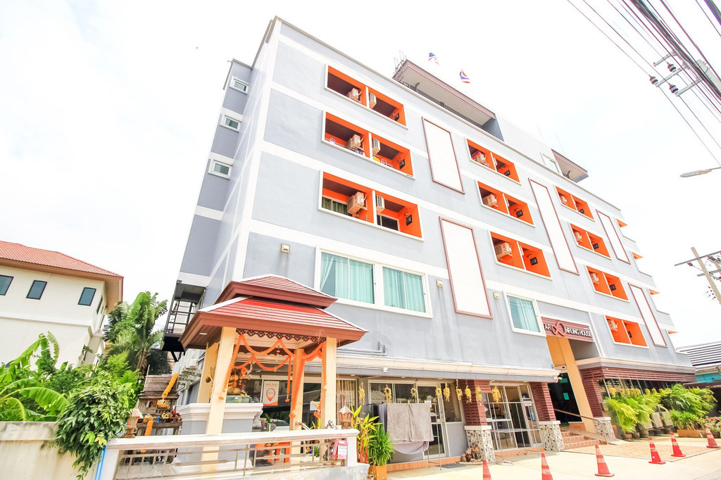 OYO 349 Aroonrung House, Muang Nonthaburi
