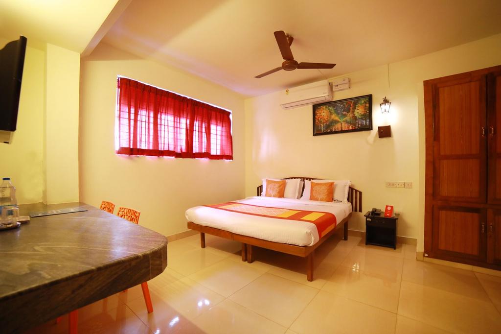 OYO 5344 Hotel Oasis, Thiruvananthapuram
