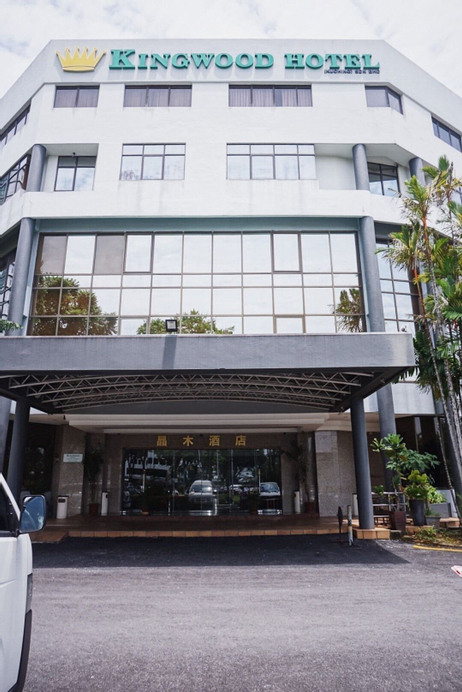 Kingwood Hotel, Kuching