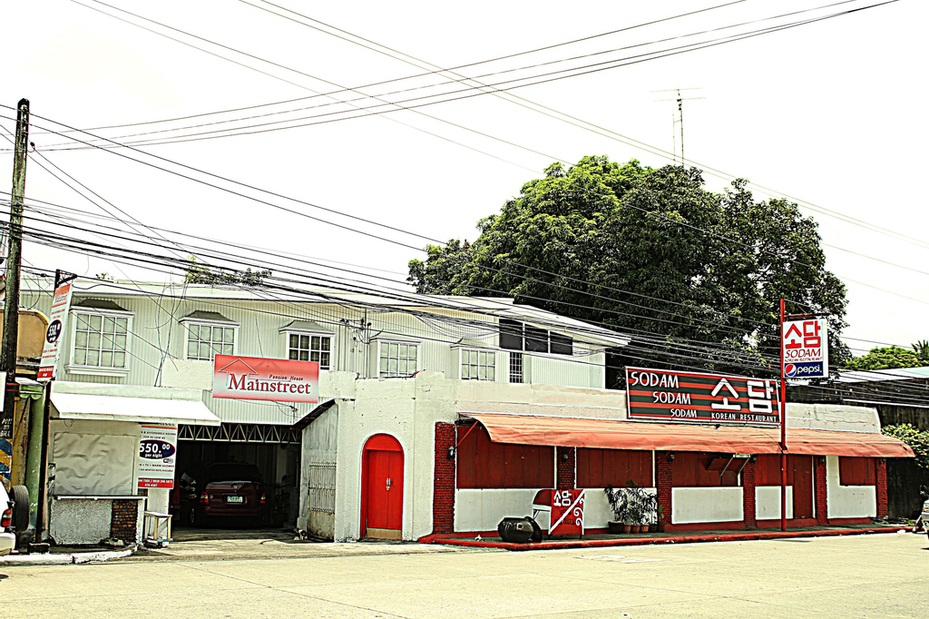 Mainstreet Pension House, Bacolod City