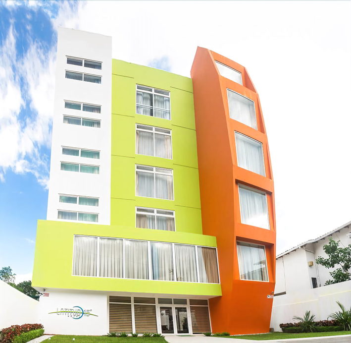 Hotel Latitud 15, San Pedro Sula