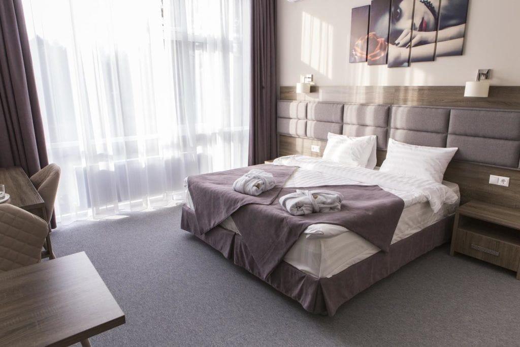 SPA-Hotel Parus, Predgornyy rayon