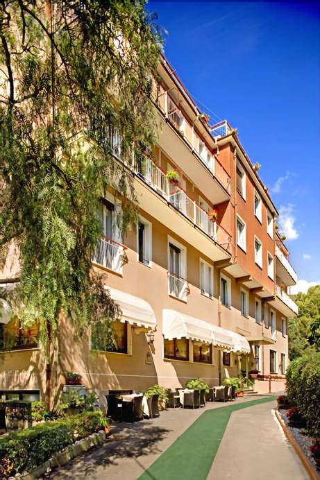 Hotel Mediterraneo, Savona