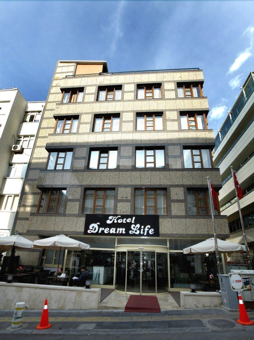 Dreamlife Hotel, Çankaya