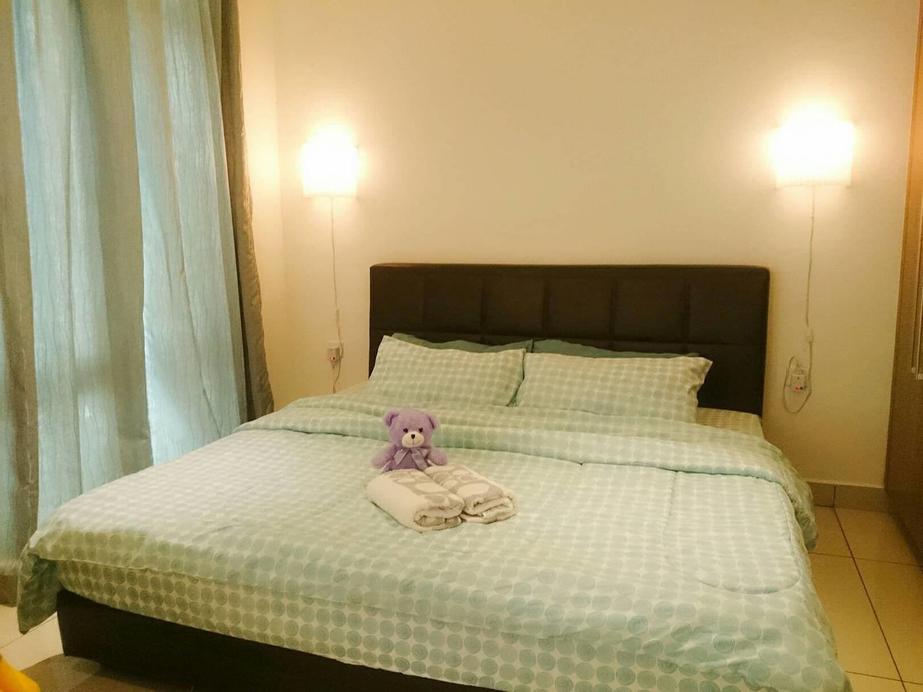 HomeStay in Johor (KSL Bear House), Johor Bahru