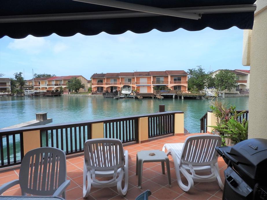 Villa 225E at Jolly Harbour,