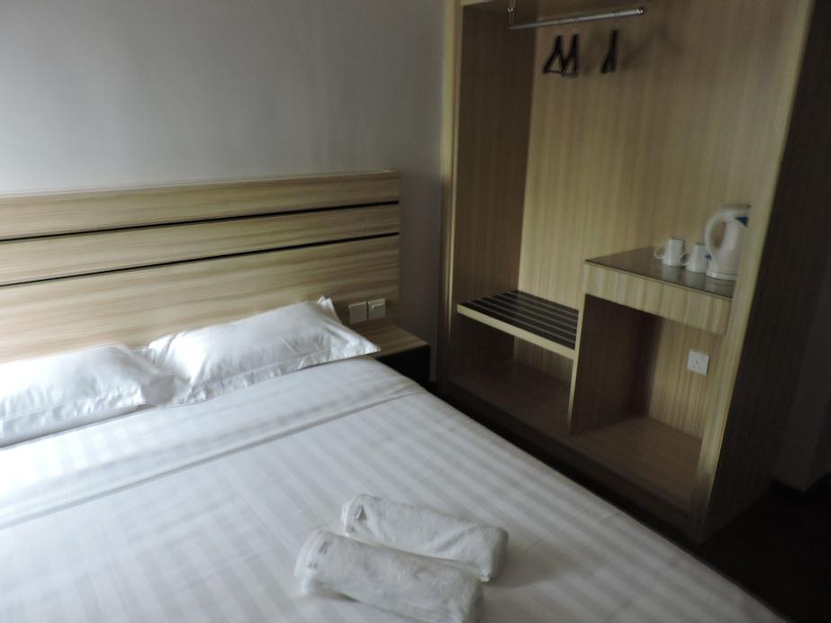 The Blanket Hotel, Seberang Perai Tengah