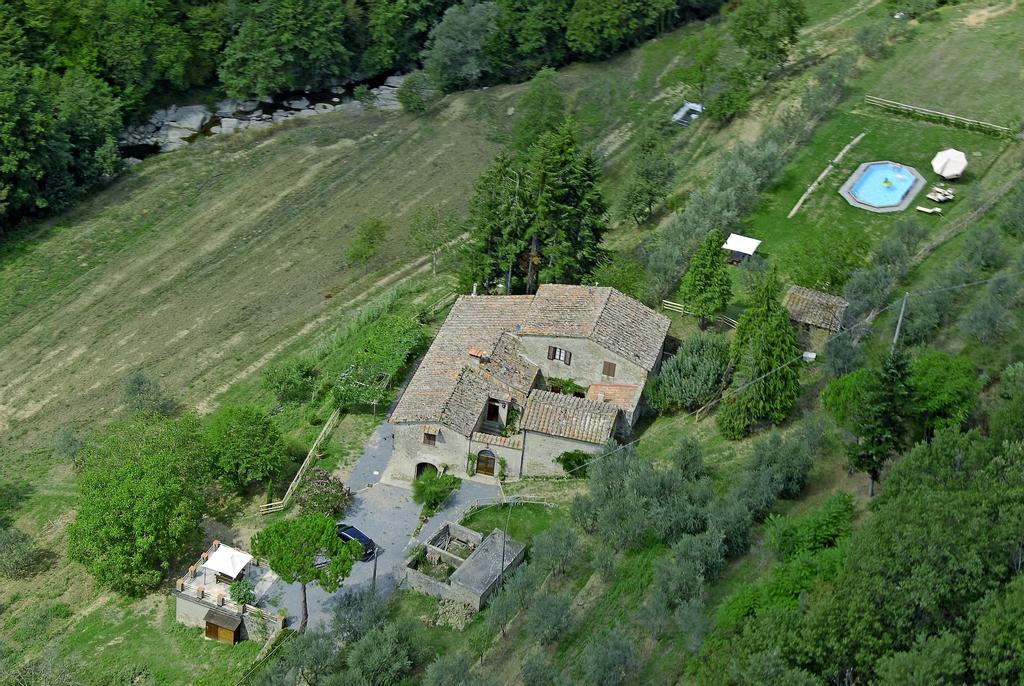 Eremo di Milingo, Arezzo