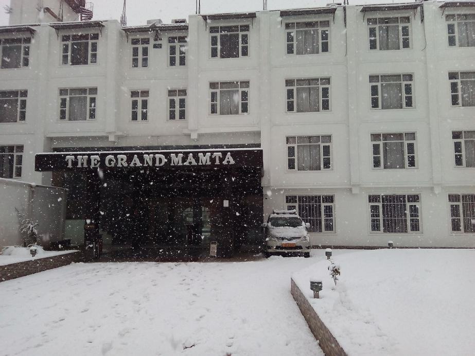 Hotel The Grand Mamta, Srinagar