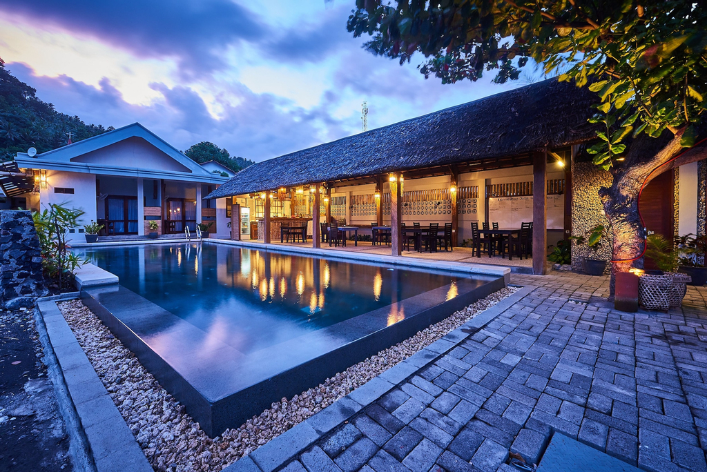 Cocotinos Lembeh A Boutique Dive Lodge, Bitung