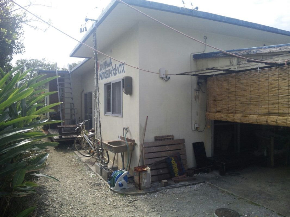 OKINAWA MOTOBU GUESTHOUSE - Hostel, Motobu