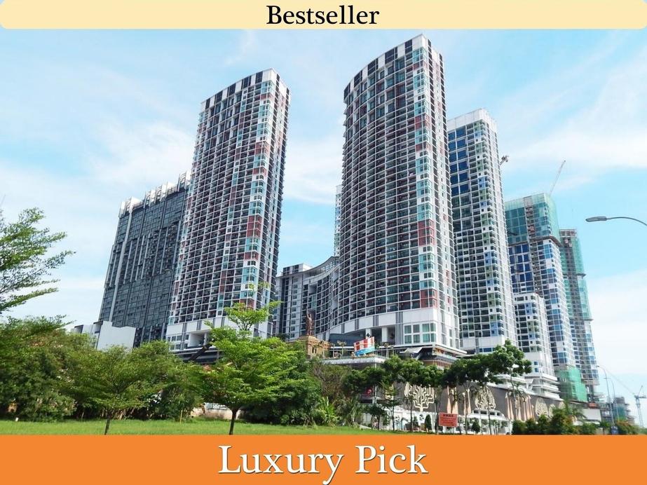 Sinar Rasa Homestay @ I-City, I-Soho, Kuala Lumpur
