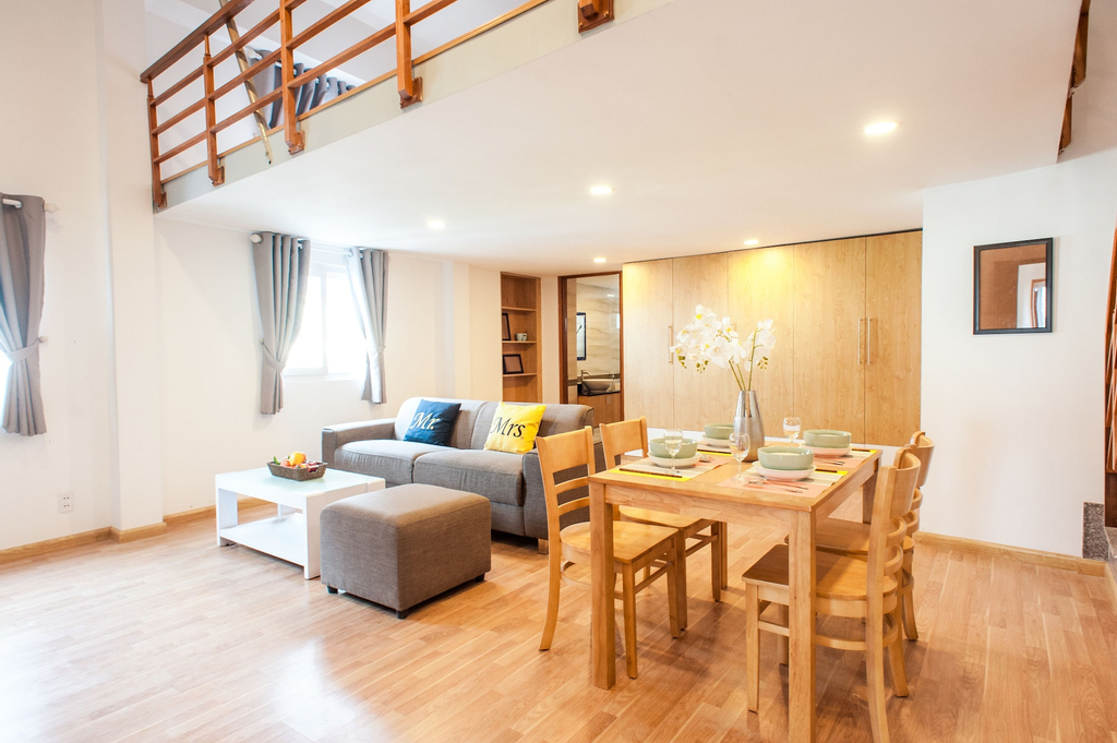 TRIIP Exclusive Duplex Apartment, Quận 4