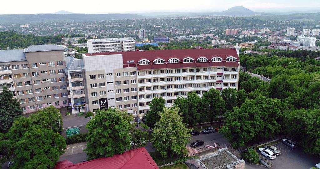 Hotel Mashuk, Pyatigorsk
