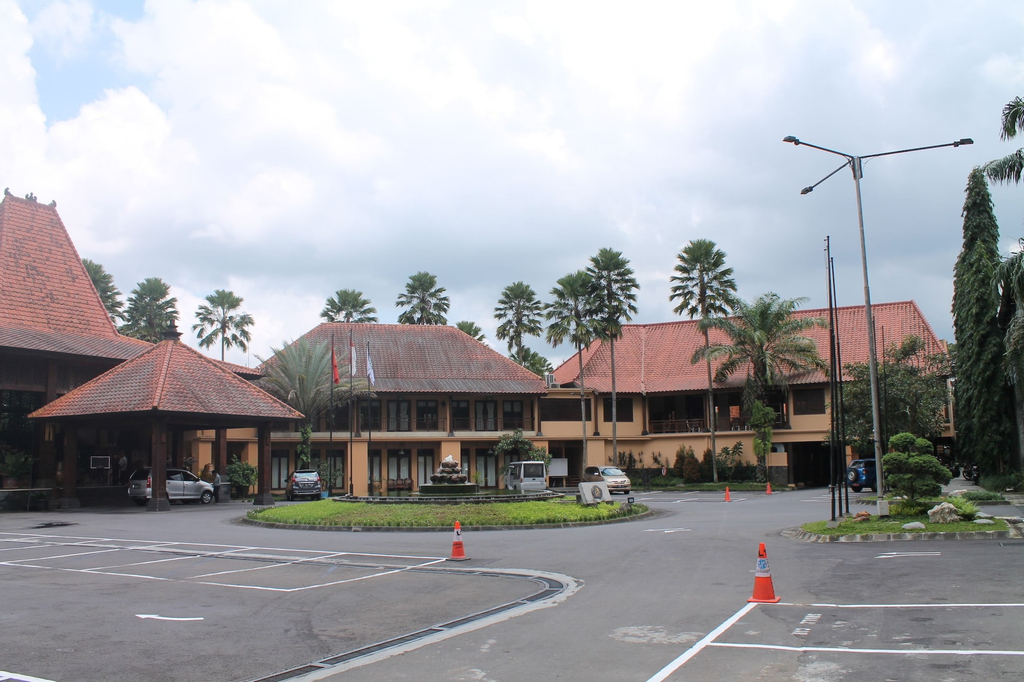 Laras Asri Resort & Spa, Salatiga