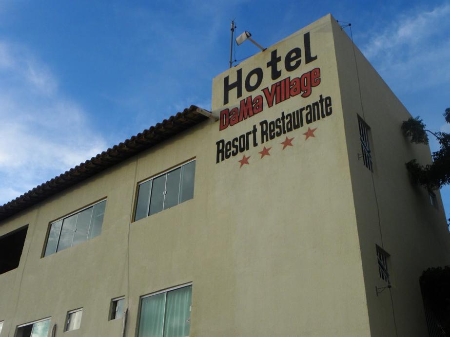 Hotel Dama Business Center, São Gonçalo do Amarante