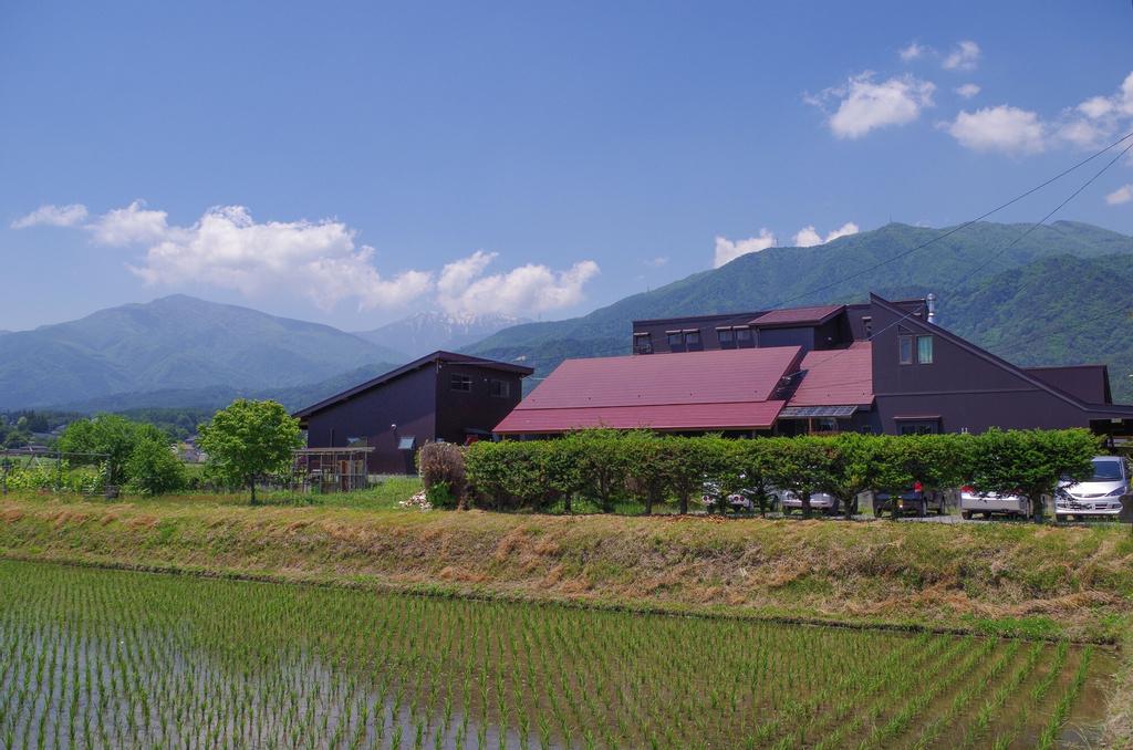 Pension Harvest, Azumino