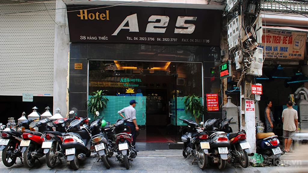 A25 Hotel Hang Thiec, Hoàn Kiếm
