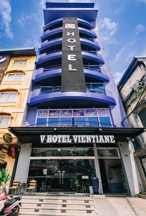 V Hotel, Chanthabuly