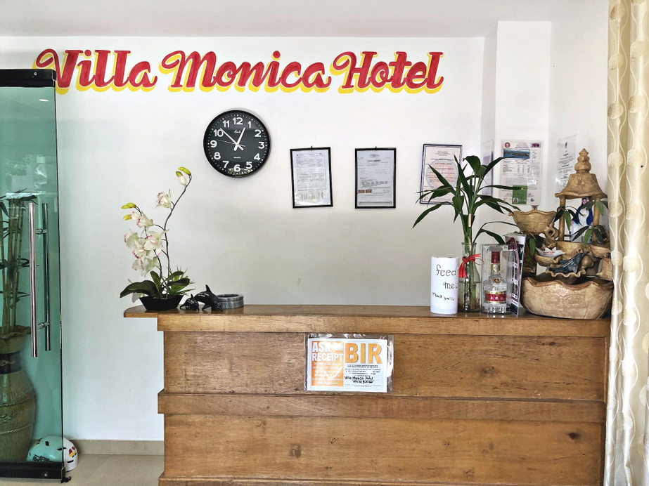 Villa Monica Hotel, Puerto Galera