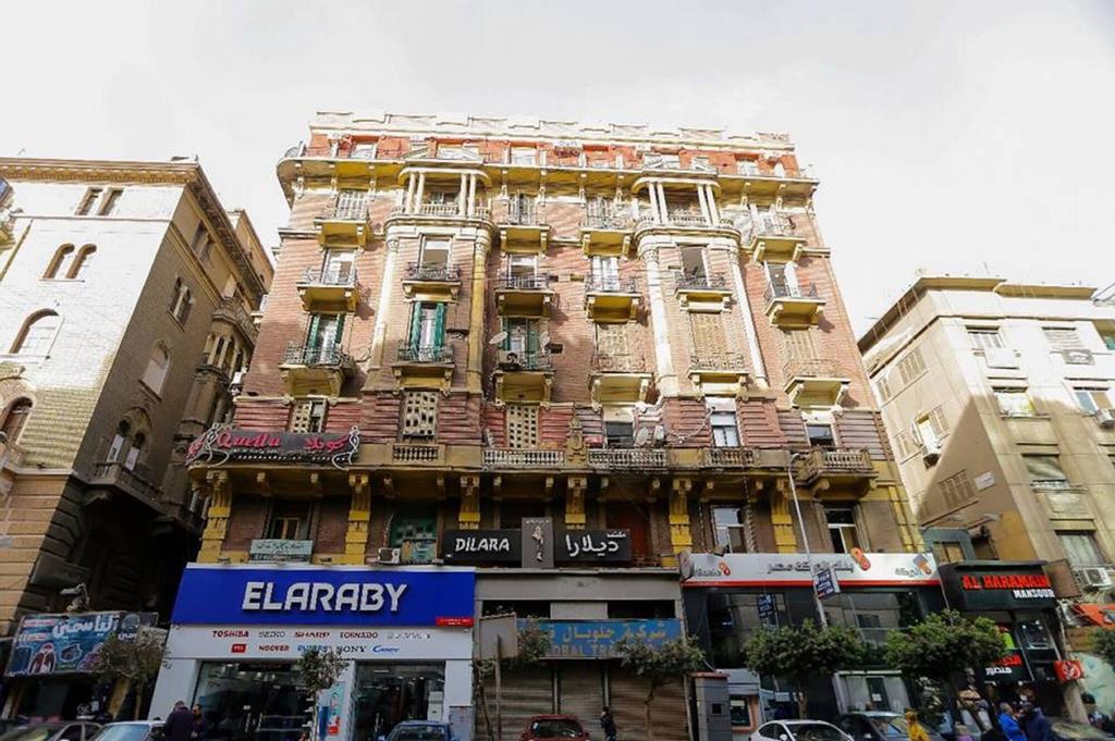 Azar Hotel, 'Abdin