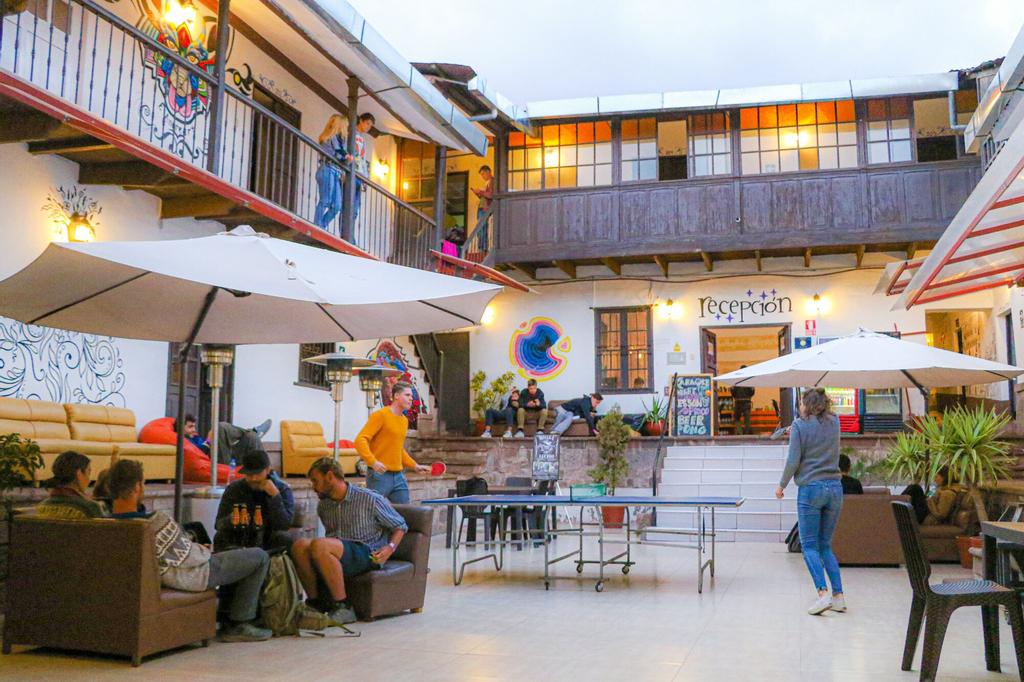 Magicpacker Hostel, Cusco