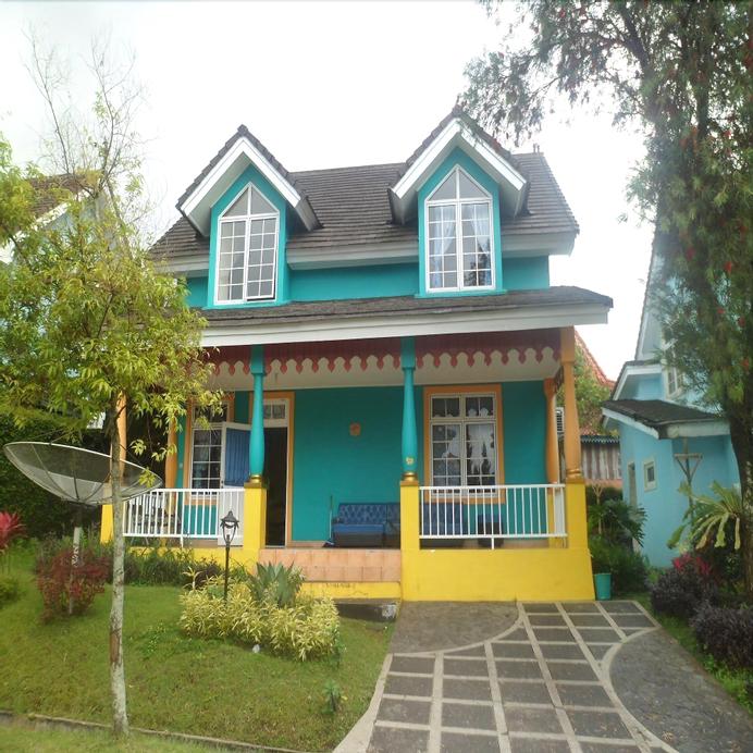 Villa Kota Bunga Blok NA, Bogor