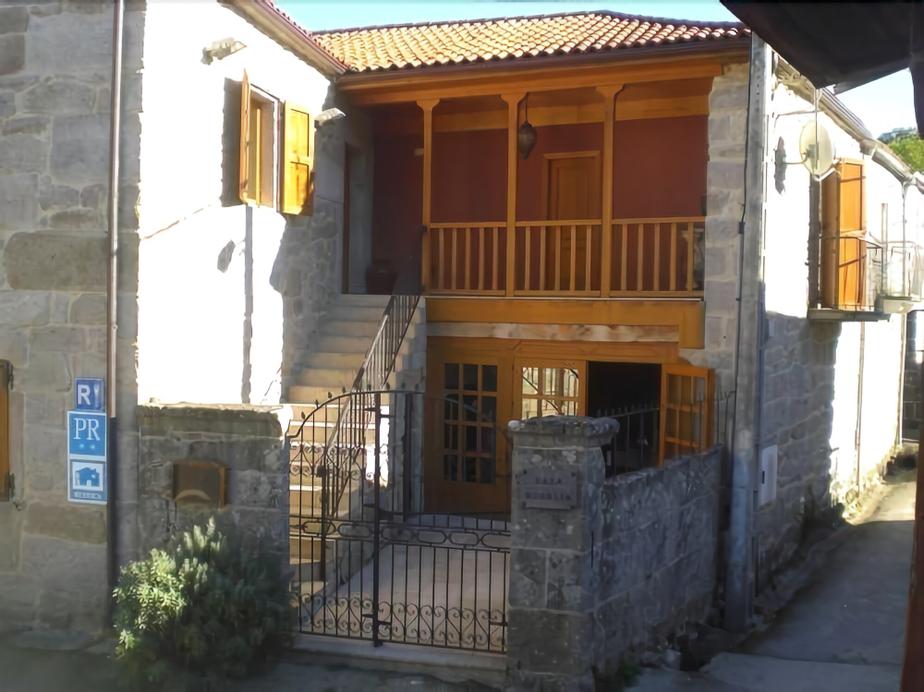 Casa Rosalia, Ourense