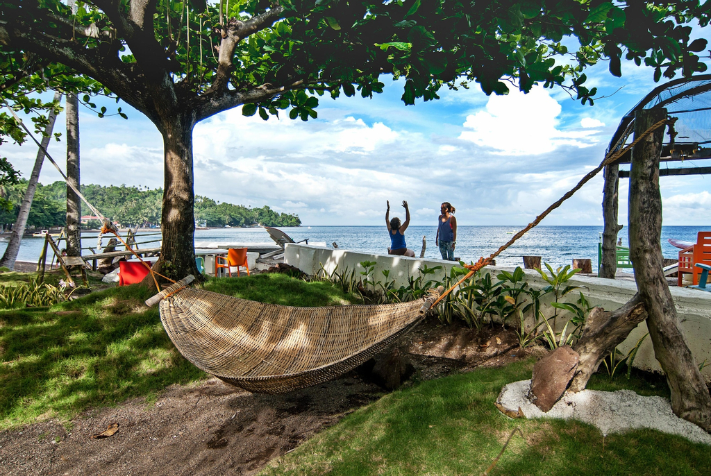 Kurma Eco Beach Lodge, Mambajao