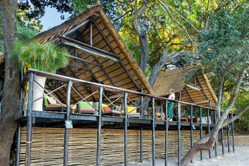 Ichingo Chobe River Lodge, Kabe