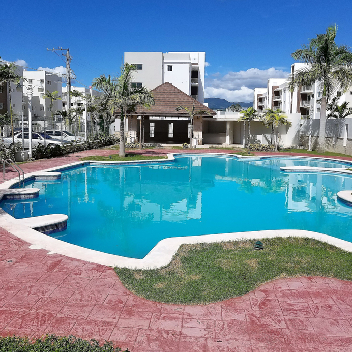 NEW WONDERFUL APART WITH POOL, Santiago de los Caballeros