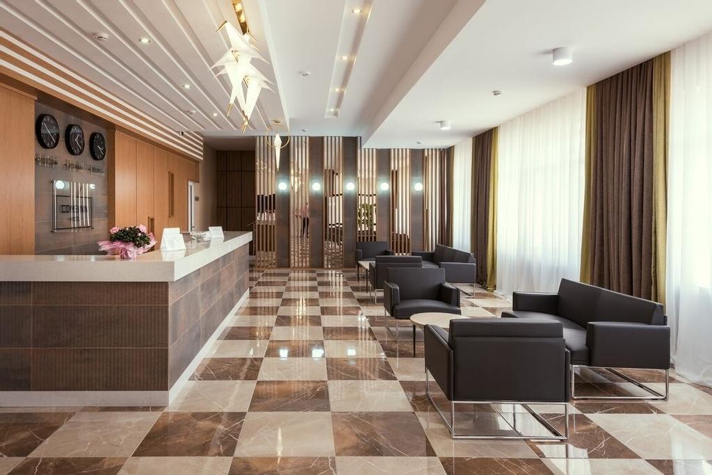 Come Inn Hotel, Tselinogradskiy