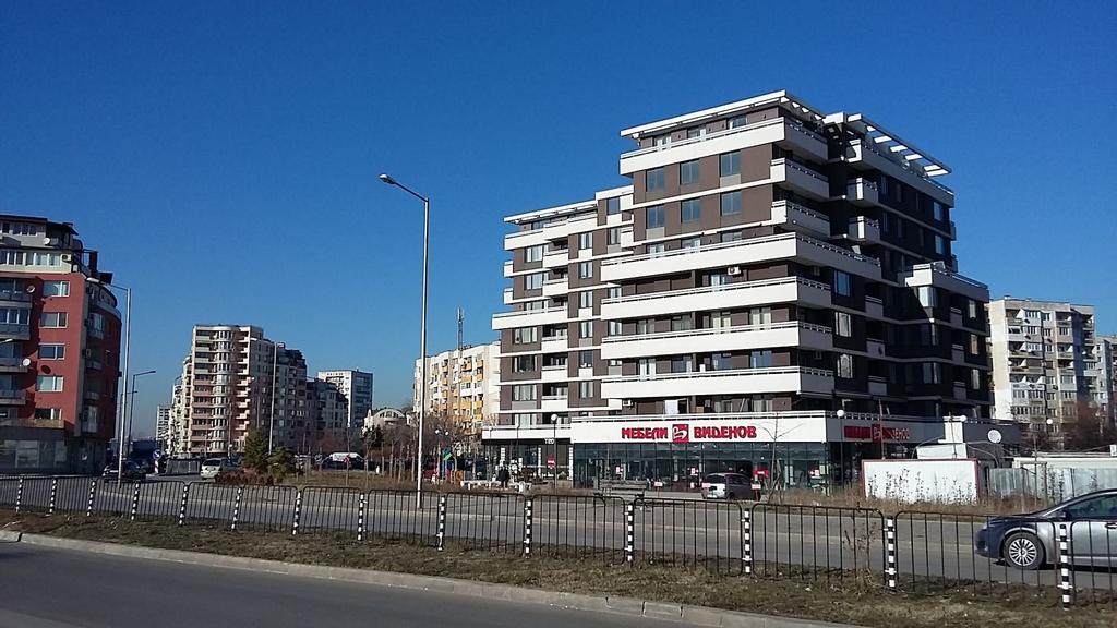 Apartments Mladost 1A-554, Stolichna