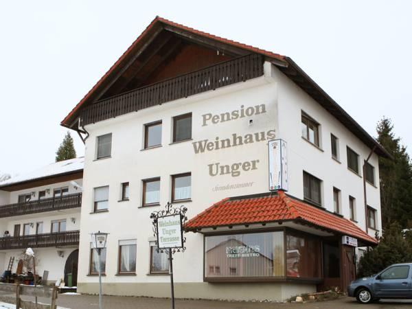 Pension Weinhaus Unger, Sigmaringen