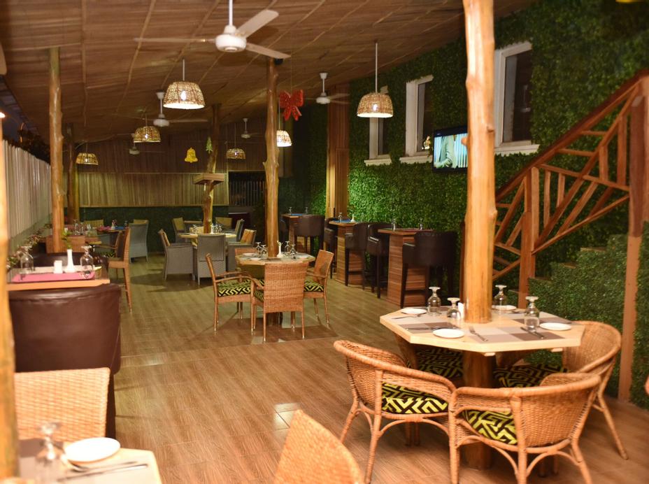 Serendib Hotels, AbujaMun
