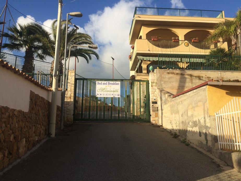 B&B Villa Marinetti, Caltanissetta