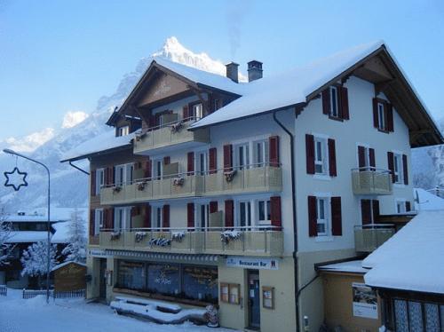 Hotel Des Alpes, Frutigen