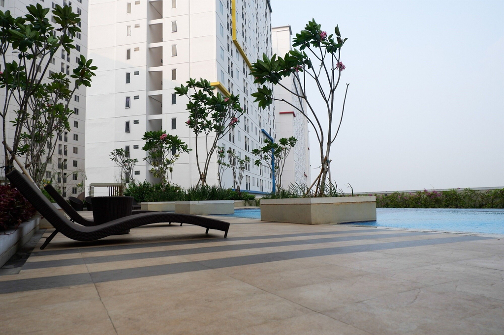Bassura City Apartment with Direct Access to Bassura Mall, Jakarta Timur